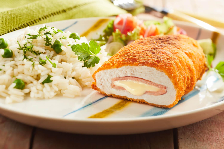 Zagrebacki Odrezak Tasty Croatian Dish Popular Among Locals Simuni